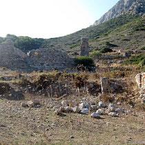 Ruine von Agios Vassilios