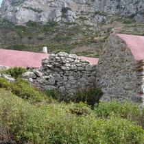 Karpathos: Alte Kapellen bei Olymbos
