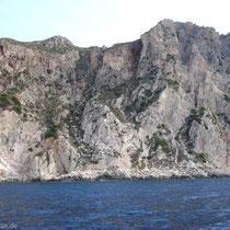 Korfus Küste