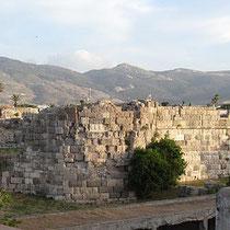 Noch mehr Mauern