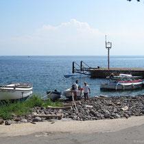 Kann man hier einen Bootsausflug buchen?
