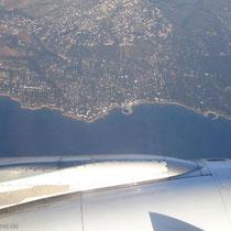 Küste bei Rafina