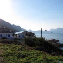 Ein Haus am Meer