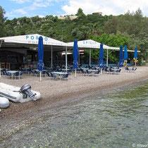 Taverne am Seglerhafen Spilia