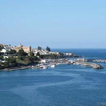 Santa Marina - der Hafen