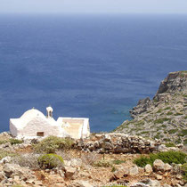 Saria: Agios Zacharias