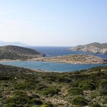 Amorgos: Ormos Kalotaritissa