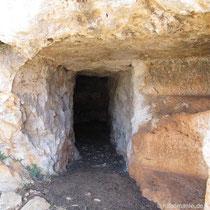 Das antike Grab