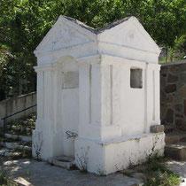 Brunnehaus in Evdilos