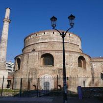 Die Rotonda, auch Agios Georgios genannt