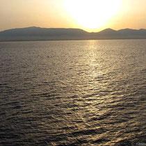 Sonnenaufgang über Attika