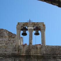 Eines der Glockentürmchen