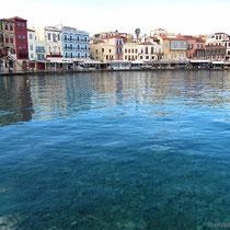 Am venezianischen Hafen
