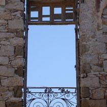 Chalki: Dekorative Ruinen