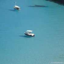 Schwebende Boote