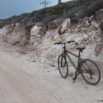 Zurück beim Rad