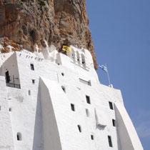 Amorgos: Kloster Chozowiotissa