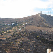Der Pirgos (gibt es auf Syros etwa keinen Profitis Ilias?)