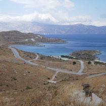 Blick auf Agia Paraskevi