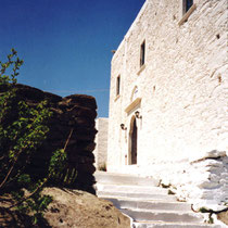 Sifnos: Ostersonntag in Kloster Vrissi