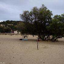 Gavdos: Der Strand von Sarakiniko