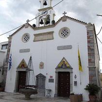 Kirche Isodia tis Theotokou
