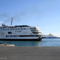 "Iraklio: Die ""Ierapetra"" kommt"