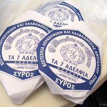 Halvadopittes von Syros