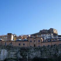 Das Imaret unter der Burg