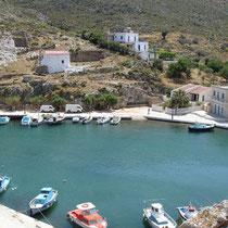 Kalymnos: Vathy