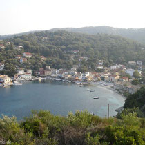 Die Bucht von Loggos