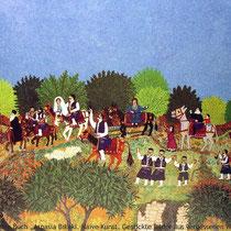 """Ausschnitt aus """"Hochzeit in Sfakia"""""""