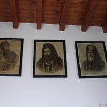Amorgos: Äbte und Bischöfe