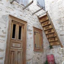 Manche Treppen führen ins Nichts