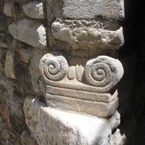 Verbaute Antike