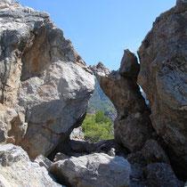 Kreta: Auf dem E4 zwischen Agia Roumeli und Agios Pavlos