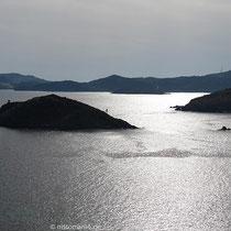 Felseninseln