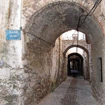 Mittelalterliche Mauern