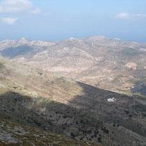Profitis Ilias Troulakiou und Agios Simeon