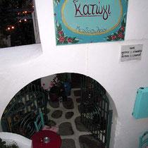 Eingang zum Katógi
