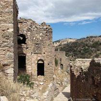 Ruinen im Unterdorf