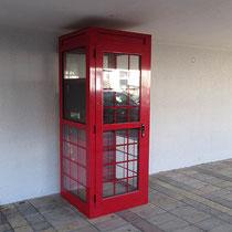 Originelle Telefonzelle
