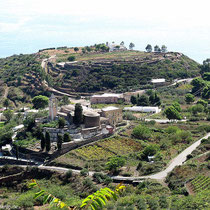 Santo Stefano und der Monte Terrione