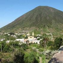 Madonna del Terzito und Monte dei Porri