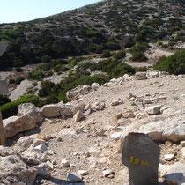 Gavdos: Nur noch 1 Kilometer
