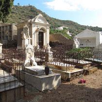 Der Friedhof von Pecorini