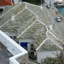 Das Rathausdach