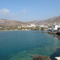 Die Bucht von Alopronia