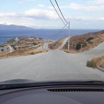Welche Straße nehm ich denn?