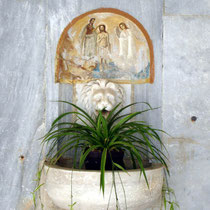 Tinos: Brunnen in Kardiani